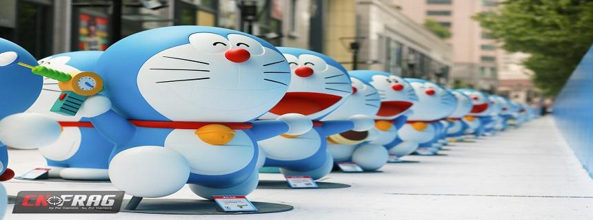 100哆啦A梦博览带你梦回童年